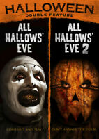 All Hallows' Eve 1 / All Hallows' Eve 2 (2 Disc) DVD NEW