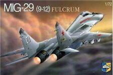 PLASTIC MODEL AIRPLAINE MIG-29 (9-12) FULCRUM SOVIET FIGHTER 1/72 CONDOR 7210
