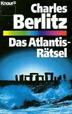 Das Atlantis- Rätsel. von Charles Berlitz   Buch   Zustand gut