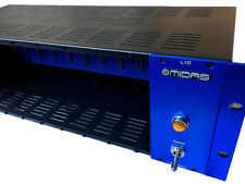 MIDAS legend L10 500 Series rackmount chassis