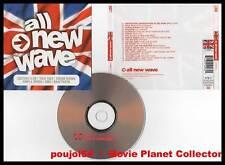 ALL NEW WAVE (CD) Talk Talk,OMD,Kraftwerk,Yazoo 2003