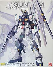 Bandai MG 786043 Nu Gundam Ver. Ka U.C.0093 E.F.S.F. 1/100 scale kit