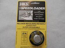 HKS Speedloader;  NEW;  29-M;  6-Shot;  44 Spec, 44 Mag;  Fast & Dependable