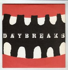 (HB754) Daybreaks, Here I Am / Two Of Them - 2008 CD