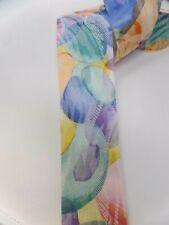 Easter Spring Ribbon 25 yards x 2 5/8""
