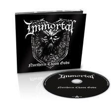 IMMORTAL - Nothern Chaos Gods DIGI CD NEU