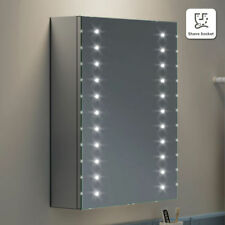 Rectangle Silver Wall Mounted Bathroom Mirrors