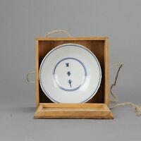 Antique Chinese Porcelain Tianqi / Chongzhen 16/17th c Ming Calligraphy ...
