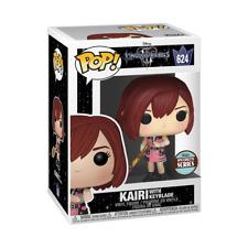 Funko POP! Disney:Kingdom Hearts III - KAIRI with Keyblade #624 Specialty Series