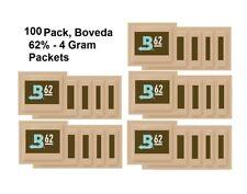 100 Pack - Boveda - Rh 62% 4 gram Humidity 2 Way Control Humidor Save Bay Hydro