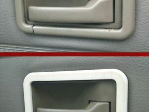 Opel Kadett E door handle frame