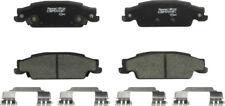 Disc Brake Pad Set-GXP Rear Perfect Stop PC922A