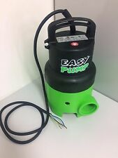Easy Pump - SUB 300 Submersible Pump - Made In Italy 240V QMax - 110 LPM HMax 6M
