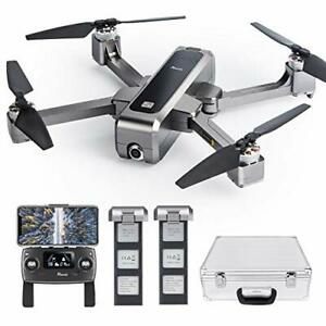 Potensic D88 Foldable Drone, 5G WiFi FPV Drone with 2K Camera, RC Quadcopter for
