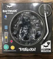 Toys Rocka! Batman The Dark Knight Black & Gray Monotone Action Figure