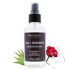 Provence Beauty Aloe + Rosewater - Balancing, Refreshing & Soothing Facial Mist