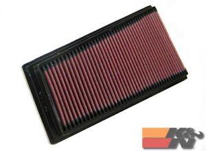 K&N Replacement Air Filter For CITROEN XSARA 1.8L, PEUGEOT NEW 306 97- 33-2781