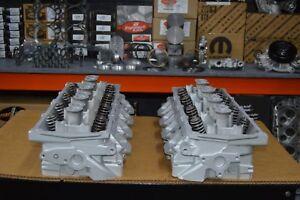 2009 10 11 12 13 Dodge Chrysler Jeep Remanufactured 5.7L OHV  Cylinder Head Pair