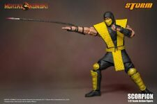 Storm Collectibles Mortal Kombat X Scorpion 1:12 Scale Action Figure USA Seller