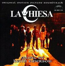 Keith Emerson: La Chiesa (CD New/Sealed) With Goblin
