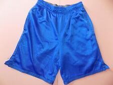 "Vintage blue basketball Starter shorts size S 28-30"" waist"