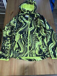 Atletico Madrid Football/Soccer Nike Jacket Size Small BNWT
