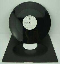 Run DMC Record Test Pressing - Profile Records - OOH Whatcha Gonna Do - RARE VTG