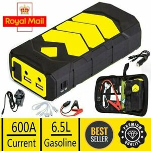 Heavy Duty 89800mAh Car Jump Starter Pack Booster Battery USB Charger Power Bank