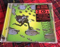 Time Machine Joe Satriani 2 CD Studio and Live Performances 1993 Prima Stampa