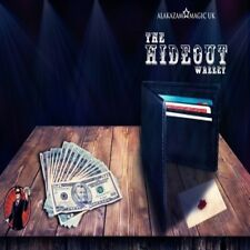 The Hideout Wallet By Outlaw Effects and Alakazam Magic