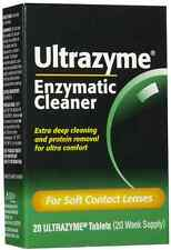 Ultrazyme Enzymatic Cleaner Tablets 20 ea