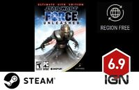 Star Wars the Force Unleashed Ultimate Sith Edition [PC] Steam Download Key