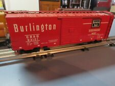 Atlas o Scale 2-rail CB&Q Burlington #63101