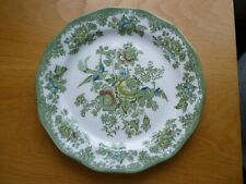 Asiatic Pheasants, Unicorn Tableware Charger, Plate 30 cm Green & White