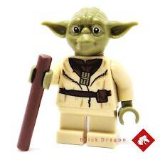 Lego Star Wars - Yoda (Dagobah version) from 75208