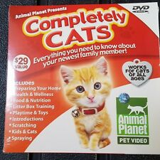 Complete Cat Training Dvd Video Positive Training Methods sponsor Animal Planet