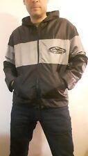 Rare TONY MARTIN vintage veste noire rave party W&LT années 90 T.L