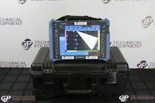 Olympus OmniScan MX2 16:128 Ultrasonic Phased Array Flaw Detector Panametrics UT