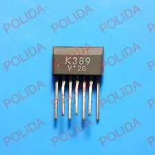1PCS Transistor TOSHIBA ZIP-7 2SK389-V 2SK389 K389-V K389 100% Genuine and New