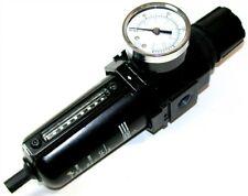 Aro Air Regulator Filter With Gauge 38 Npt 175 Psi 13500 Cfm P29231 110