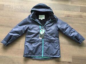 Liquid Womens Serene Sz XL Removable Hood Waterproof Ski Snowboarding Jacket