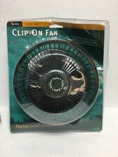 New listing Axius Auto Fans Clip-On Fan Having A Cool Car Is A Breeze- 83106
