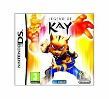 * NINTENDO DS & DSi NEW  Game * LEGEND OF KAY *