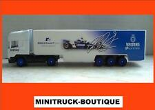 Werbetruck >>> Veltins - BMW.WilliamsF1 (Ralf Schumacher) +++ Scania-SZ