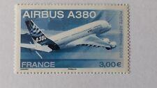 Timbre Poste Aérienne N° 69 Airbus A380 neuf sans trace de charnière