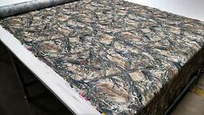 """MC2 WESTERN HUNTING CAMO TRUE TIMBER 60""""W 1.2OZ NON WOVEN SOFT CAMOUFLAGE FABRIC"""