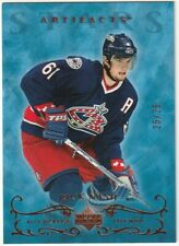 2006-2007 Upper Deck Artifacts Rick Nash #163 Parallel /25 Columbus Blue Jackets