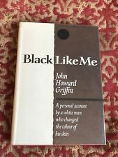 black like me ! .a man who changed the colour of his skin ! 1962