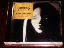 Emptiness: Nothing But The Whole CD 2014 Dark Descent Records USA DDR105CD NEW
