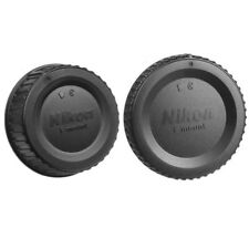 Camera Body Cover + Rear Lens Cap for Nikon F mount AI AF-S DSLR Camera HOT SELL